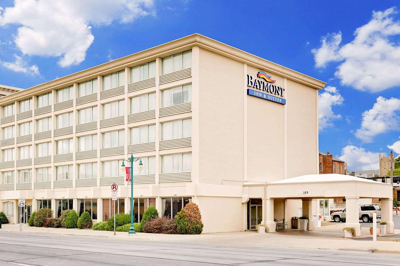 Exterior view - Baymont Inn & Suites Keokuk