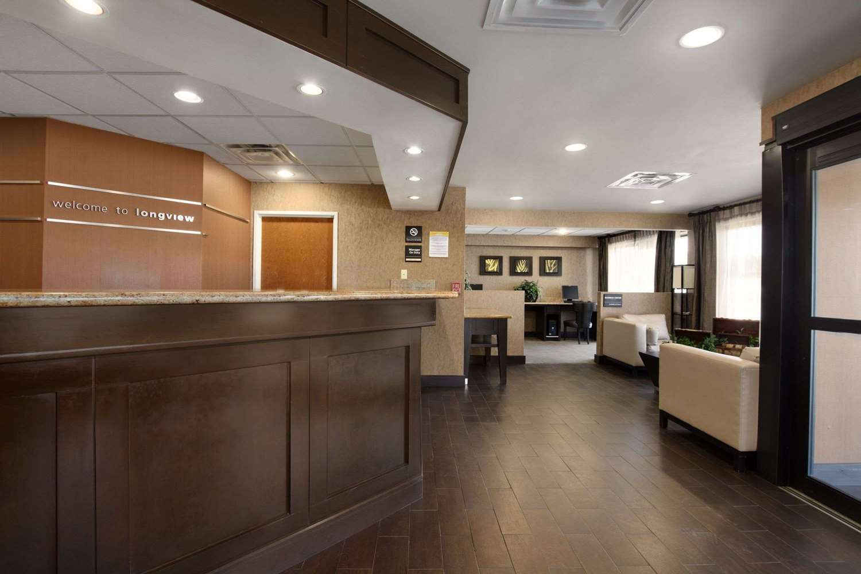 Lobby - Days Inn South Longview