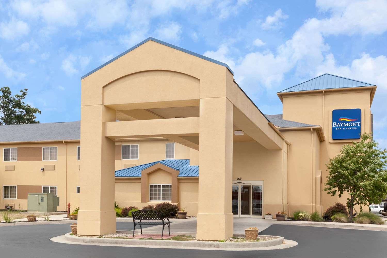 Exterior view - Baymont Inn & Suites Fort Wayne