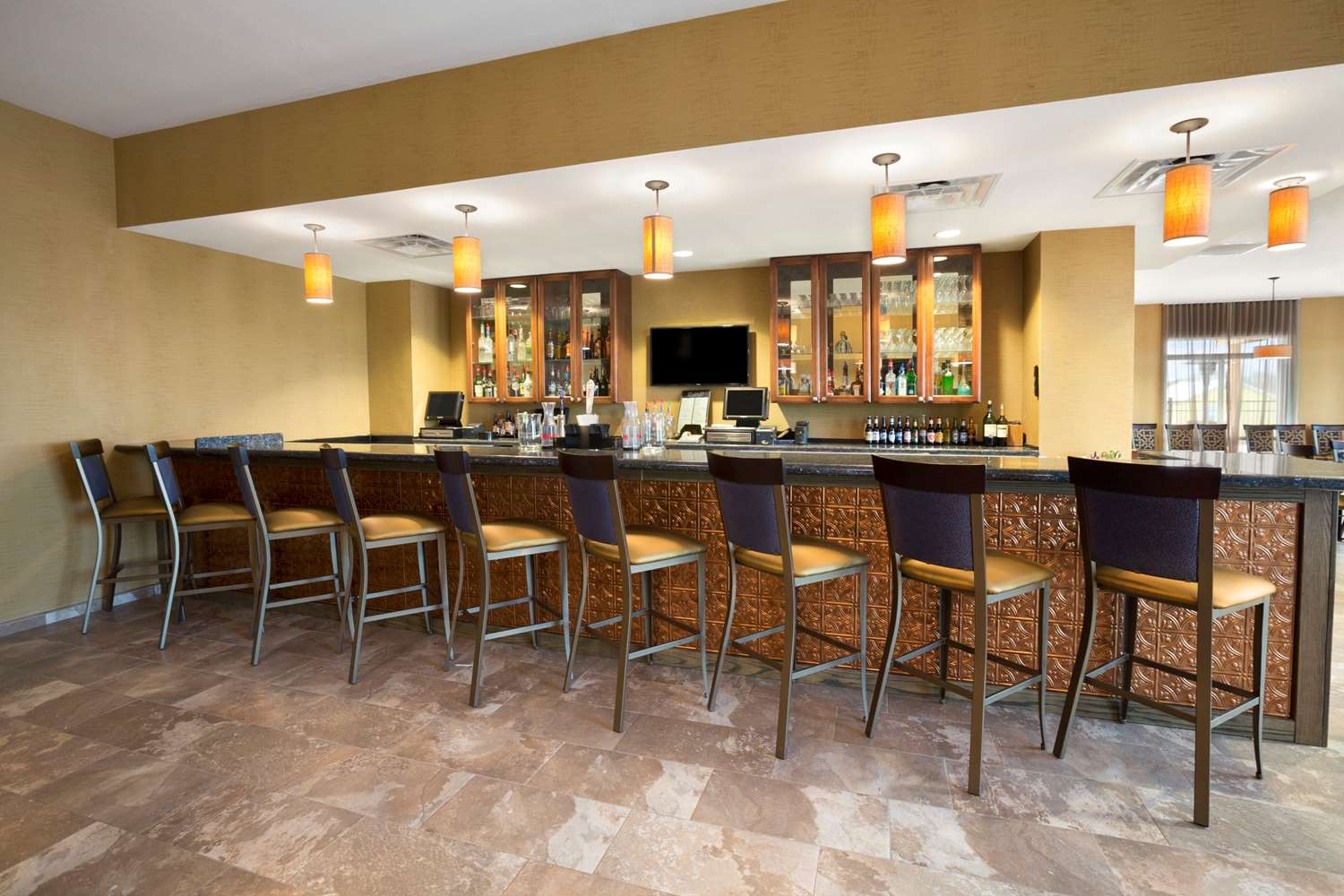 Bar - Wingate by Wyndham Hotel Seminole