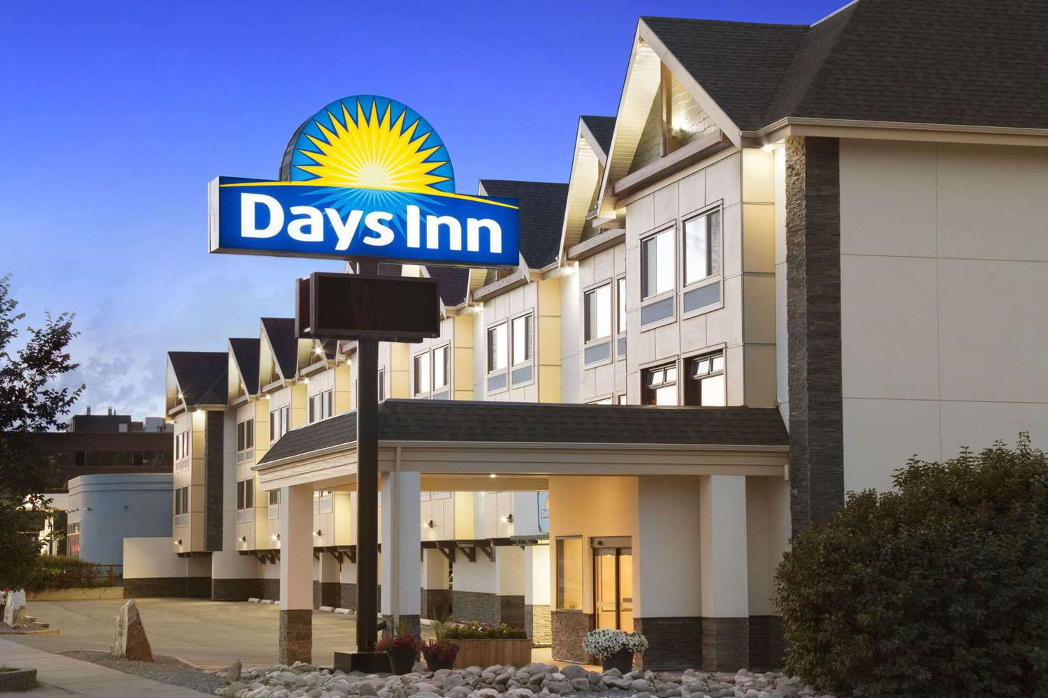 Exterior view - Days Inn Northwest Calgary