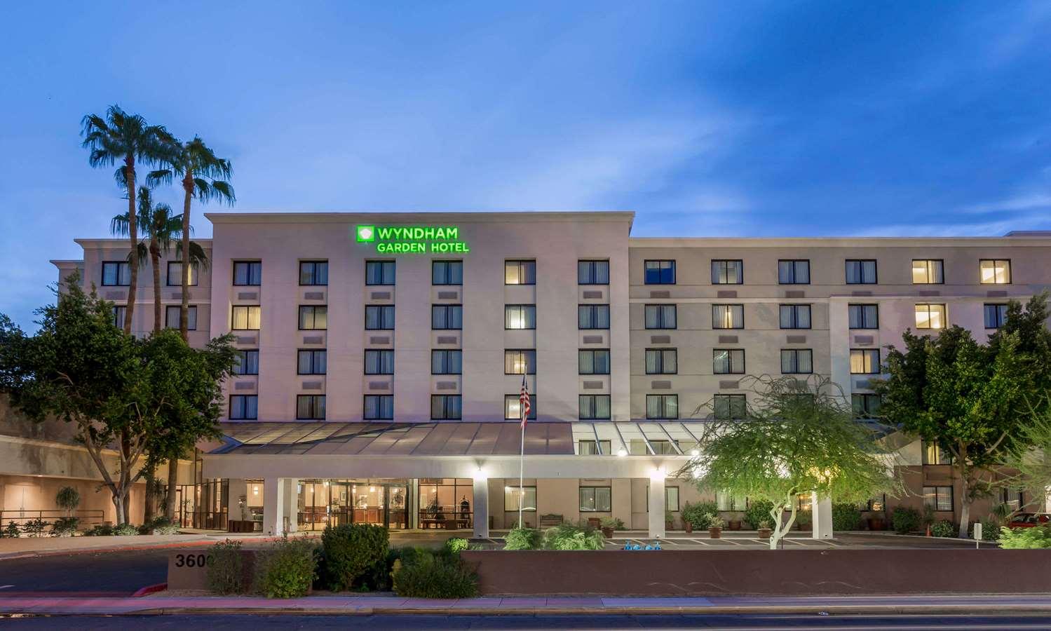 Exterior view - Wyndham Garden Phoenix Midtown Hotel