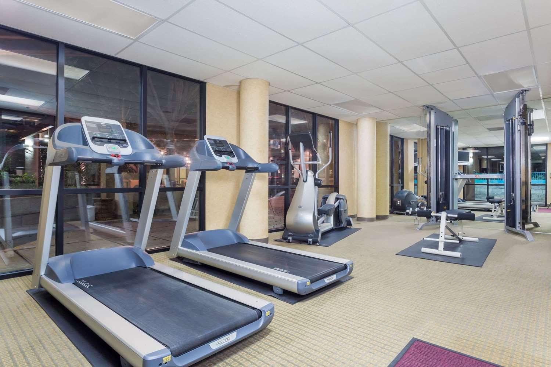 Fitness/ Exercise Room - Wyndham Garden Phoenix Midtown Hotel