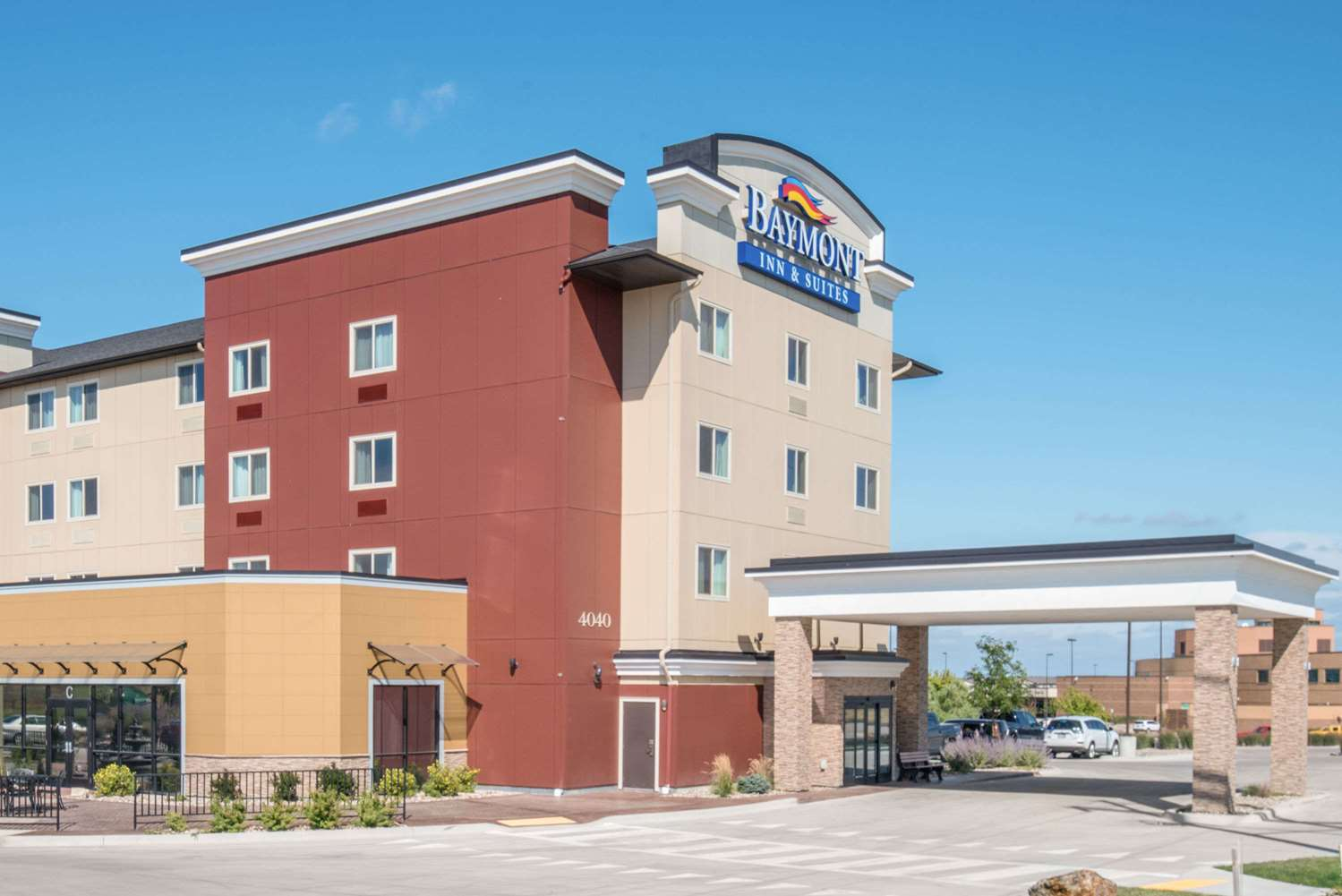 Exterior view - Baymont Inn & Suites Rapid City