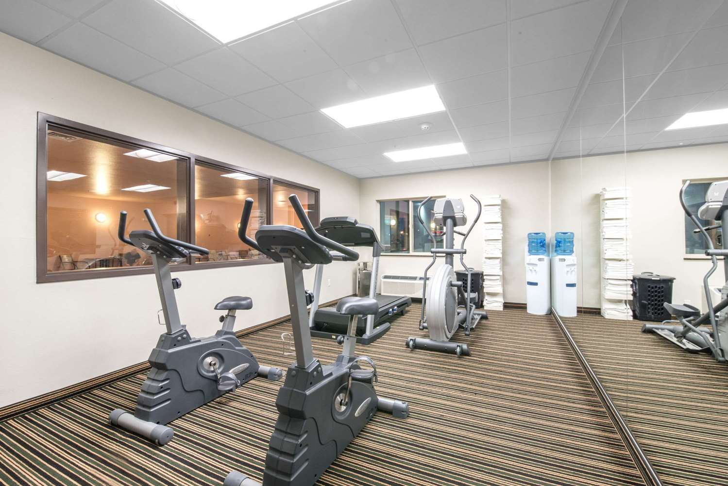 Fitness/ Exercise Room - Baymont Inn & Suites Rapid City