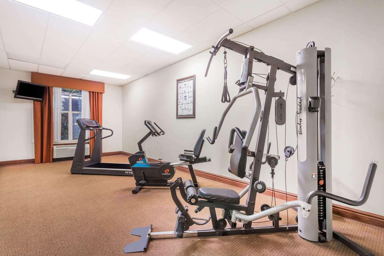 Fitness/ Exercise Room - Travelodge Abercorn Savannah