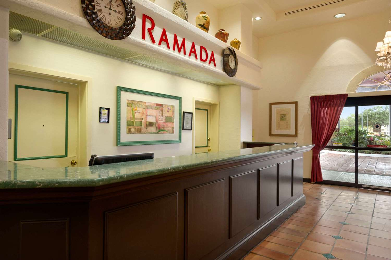 Lobby - Ramada Inn Downtown Kissimmee