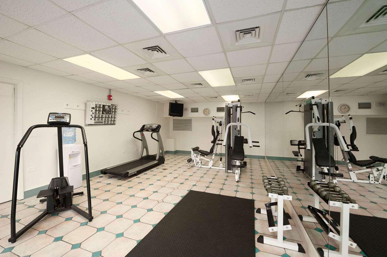 Fitness/ Exercise Room - Ramada Inn Downtown Kissimmee