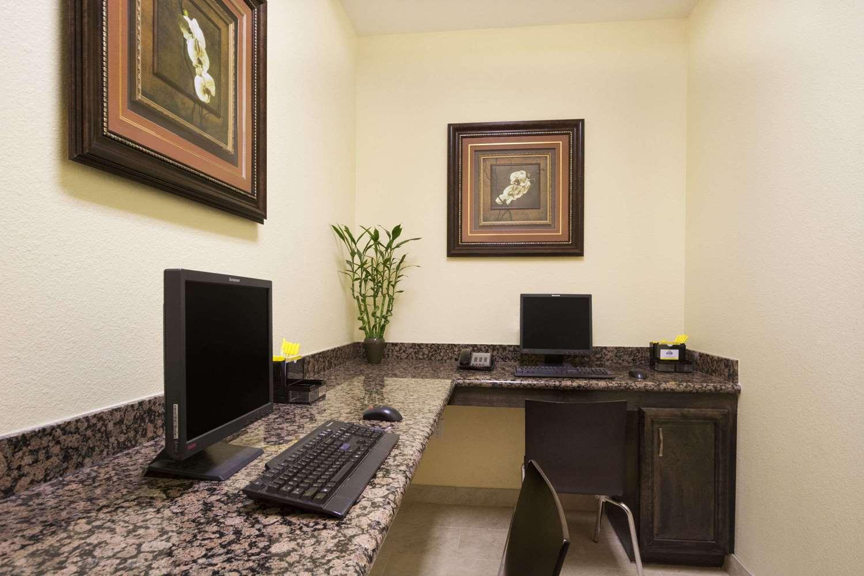 Conference Area - Days Inn & Suites Galveston