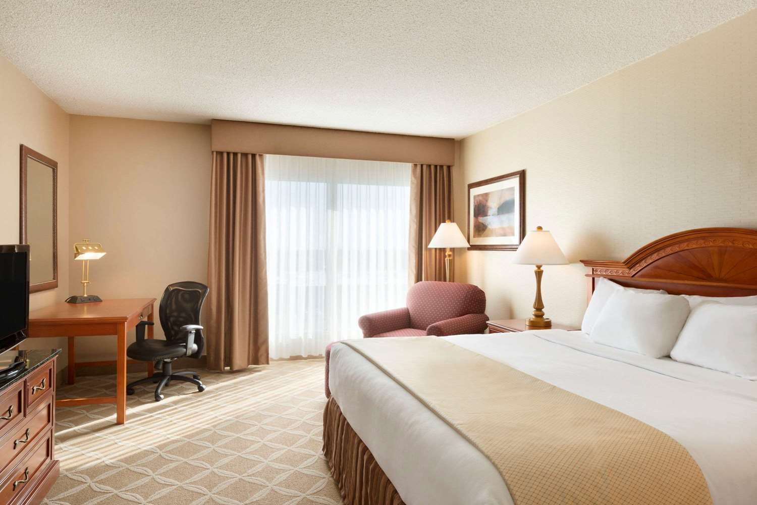 Room - Days Inn Lloydminster