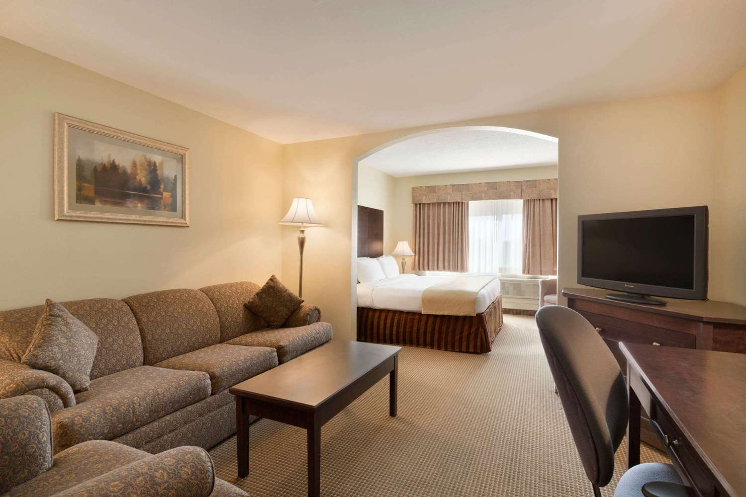 Suite - Days Inn Lloydminster