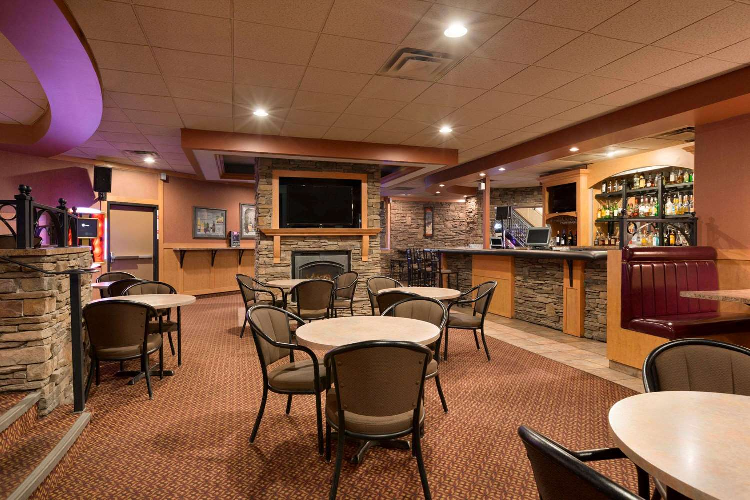 Bar - Days Inn Lloydminster