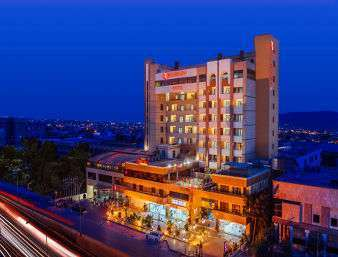 Welcome to the Ramada Hotel Sulaymaniyah Salim Street