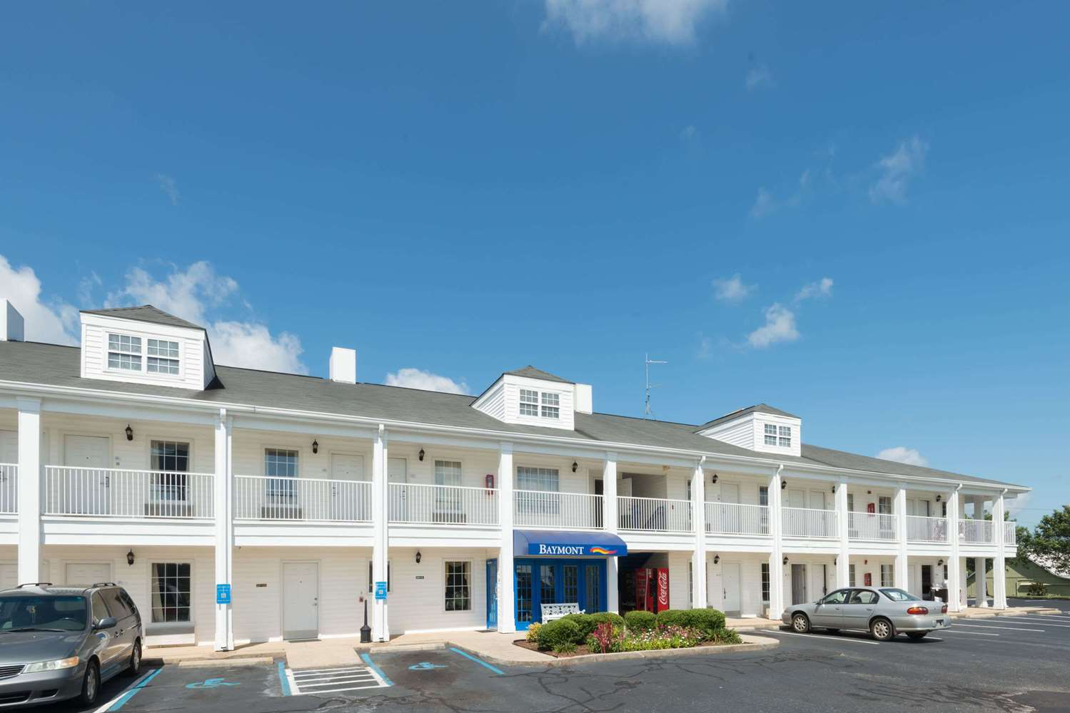 Exterior View Baymont Inn Suites Greenville