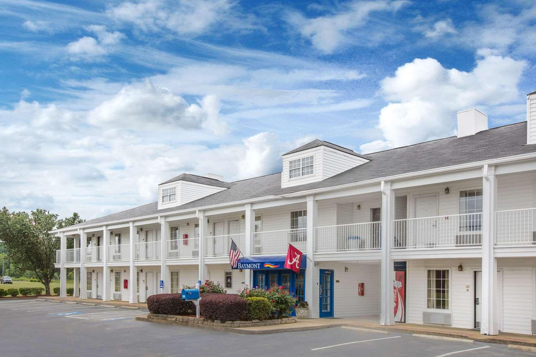 Exterior view - Baymont Inn & Suites Tuscaloosa
