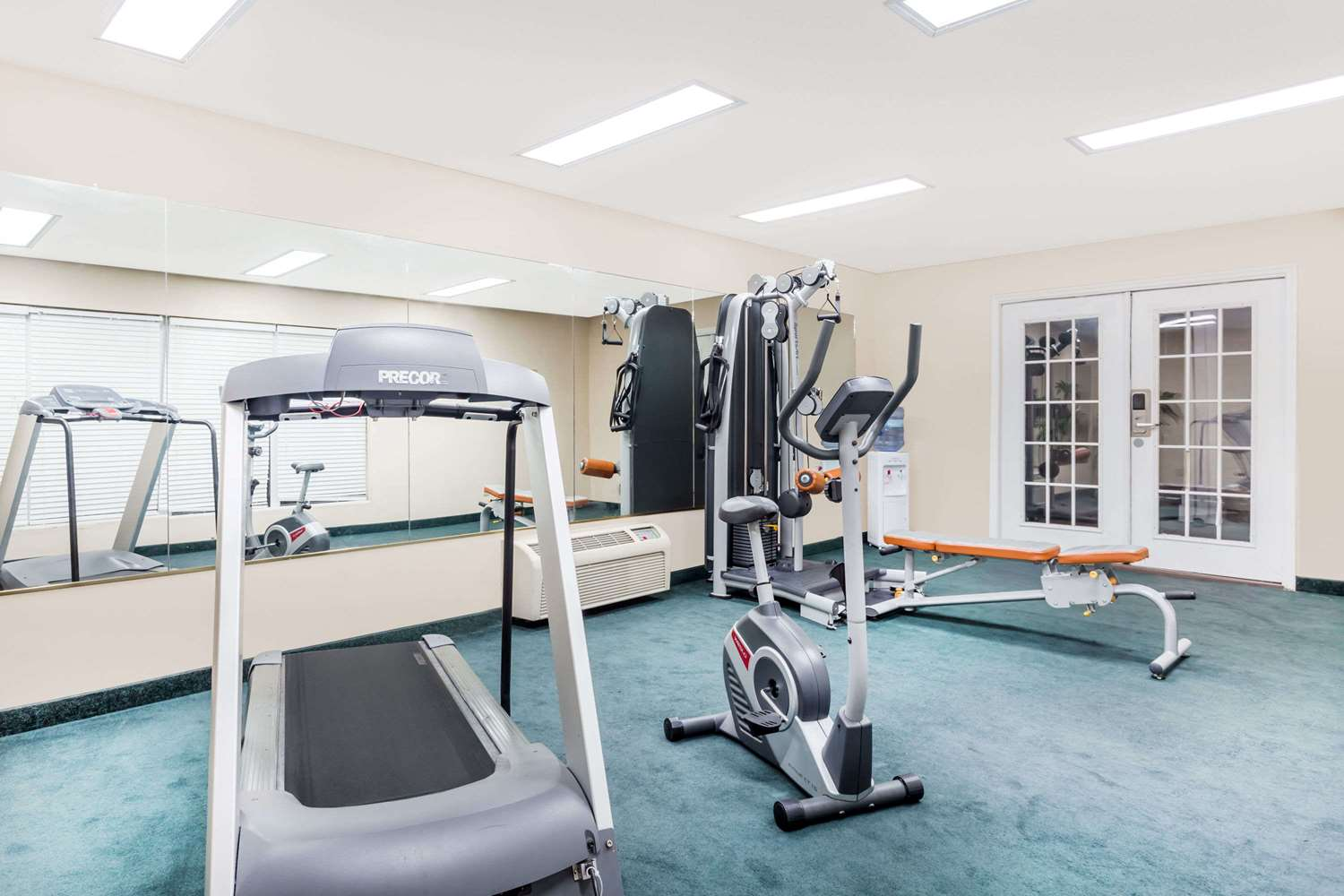 Fitness/ Exercise Room - Baymont Inn & Suites Albany