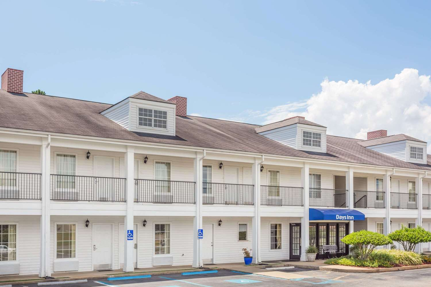 Exterior view - Days Inn Americus