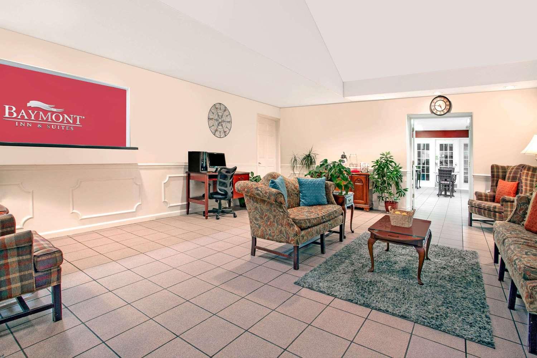 Lobby - Baymont Inn & Suites Brunswick