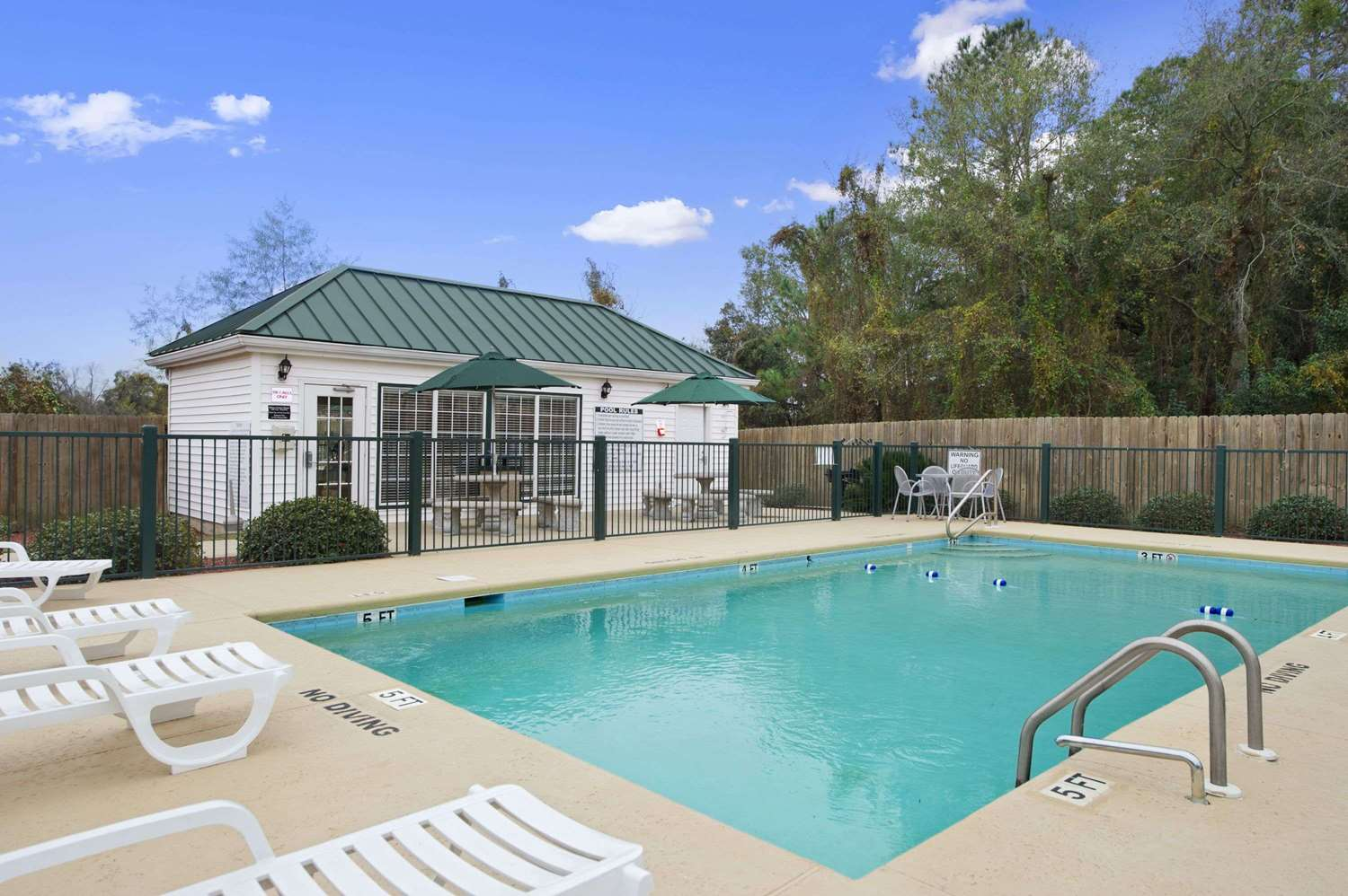 Pool - Baymont Inn & Suites Thomasville