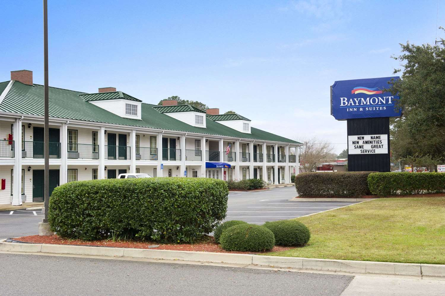 Exterior view - Baymont Inn & Suites Thomasville
