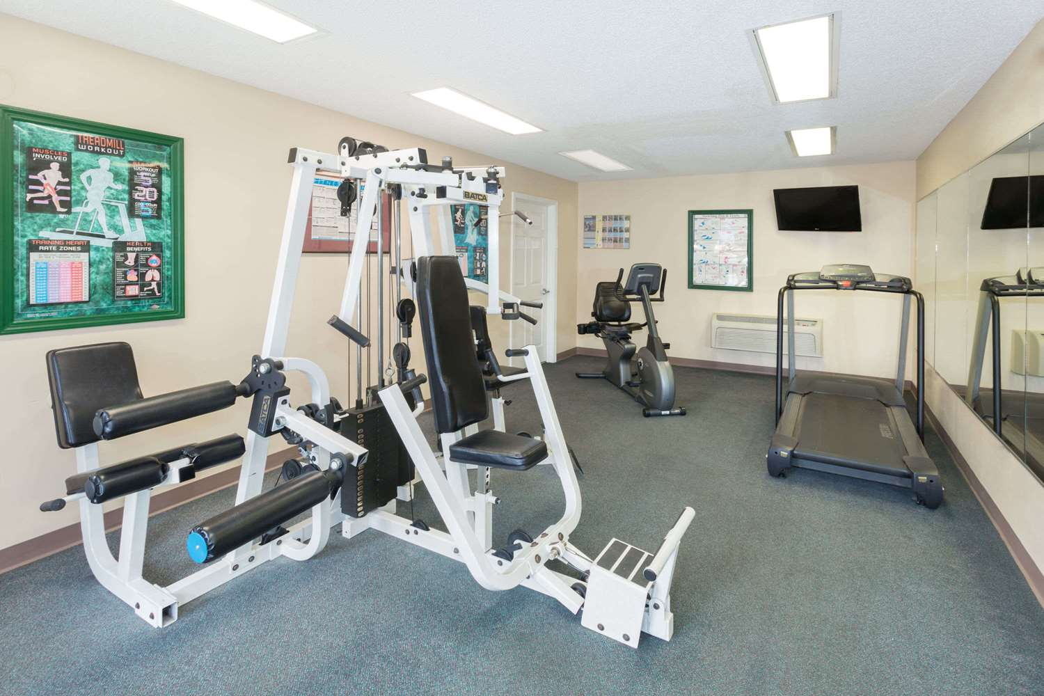 Fitness/ Exercise Room - Baymont Inn & Suites Valdosta