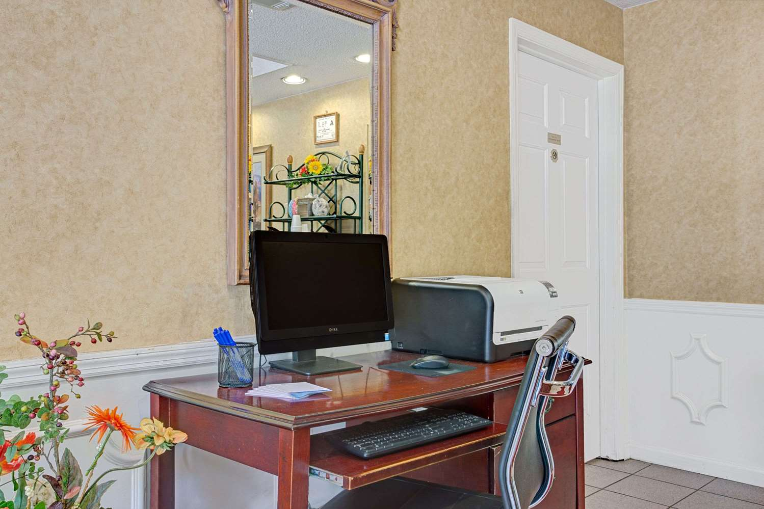 Conference Area - Baymont Inn & Suites Smithfield
