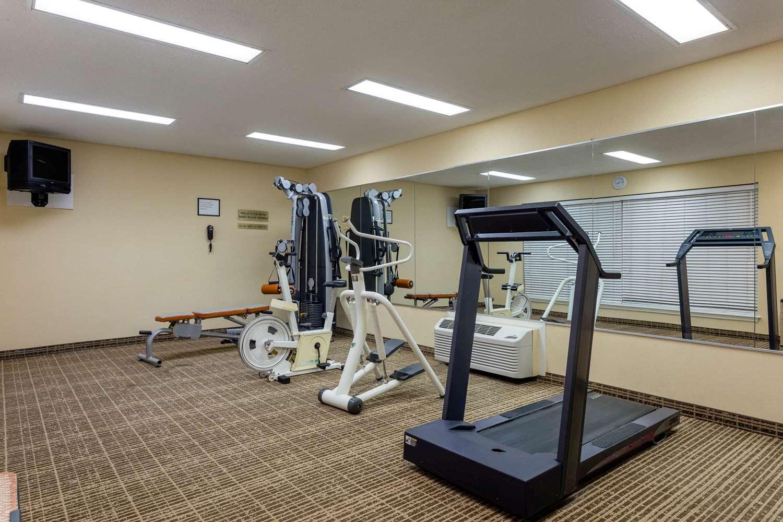 Fitness/ Exercise Room - Baymont Inn & Suites Easley