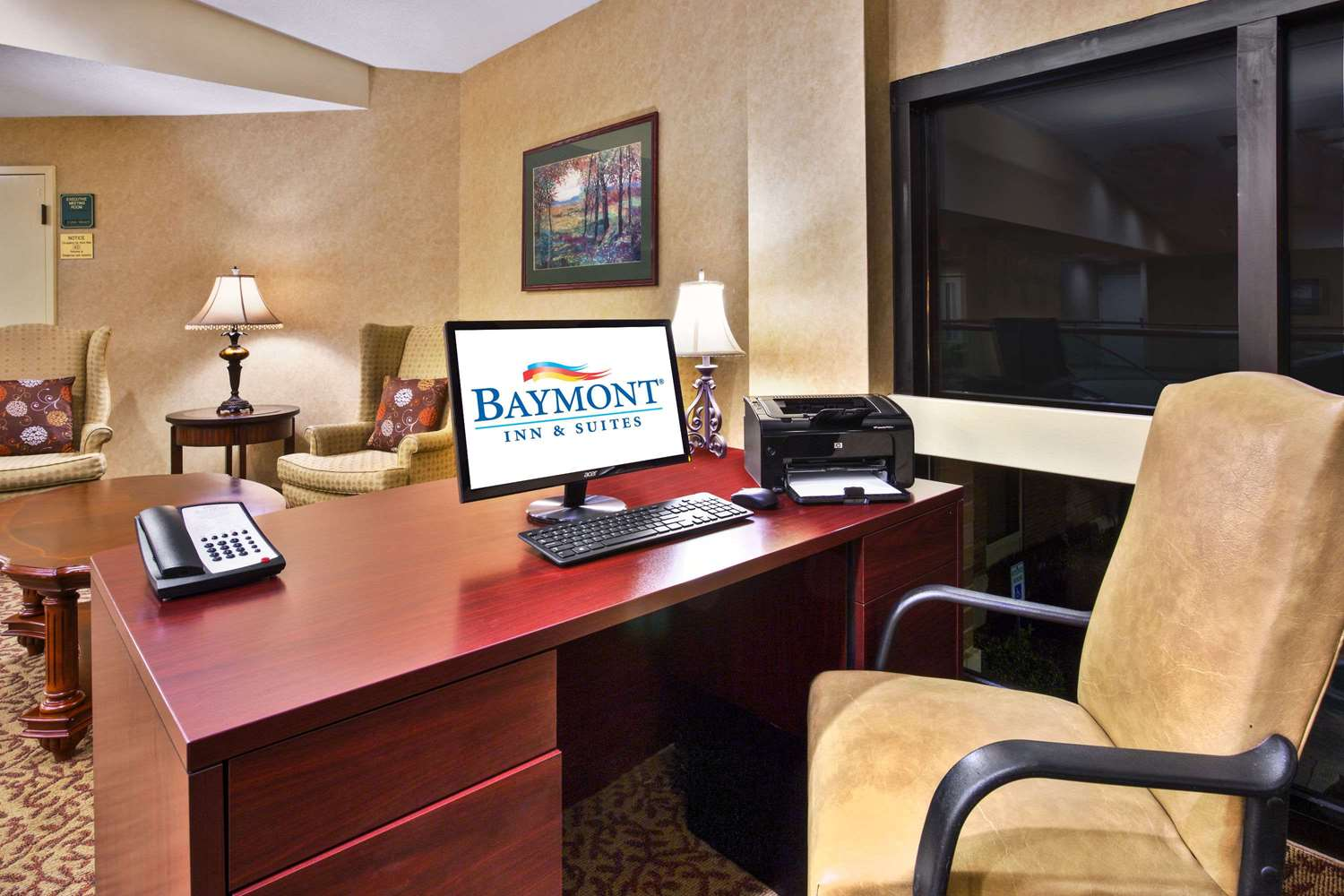 Conference Area - Baymont Inn & Suites Cedar Bluff Knoxville