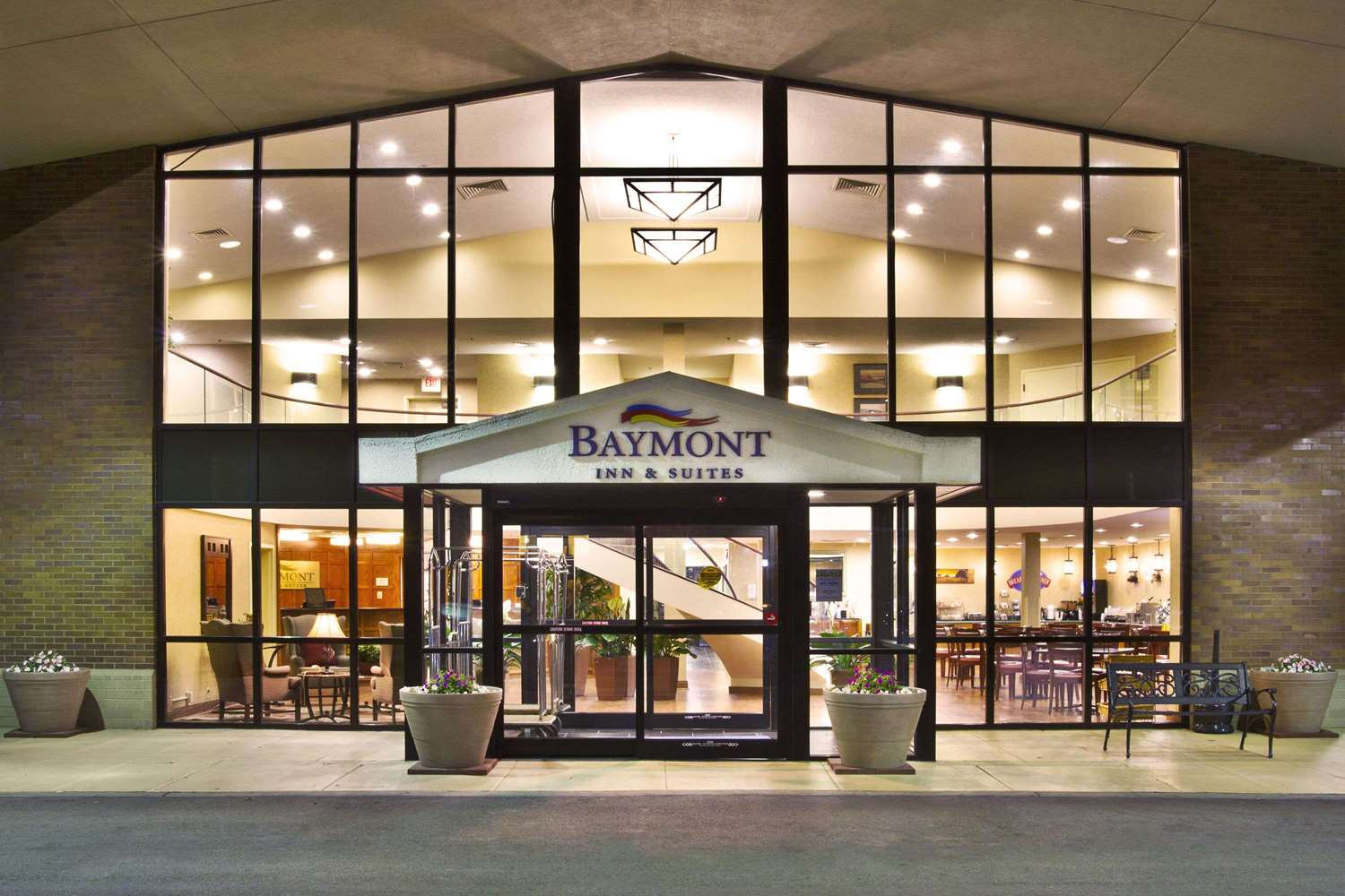 Exterior view - Baymont Inn & Suites Cedar Bluff Knoxville