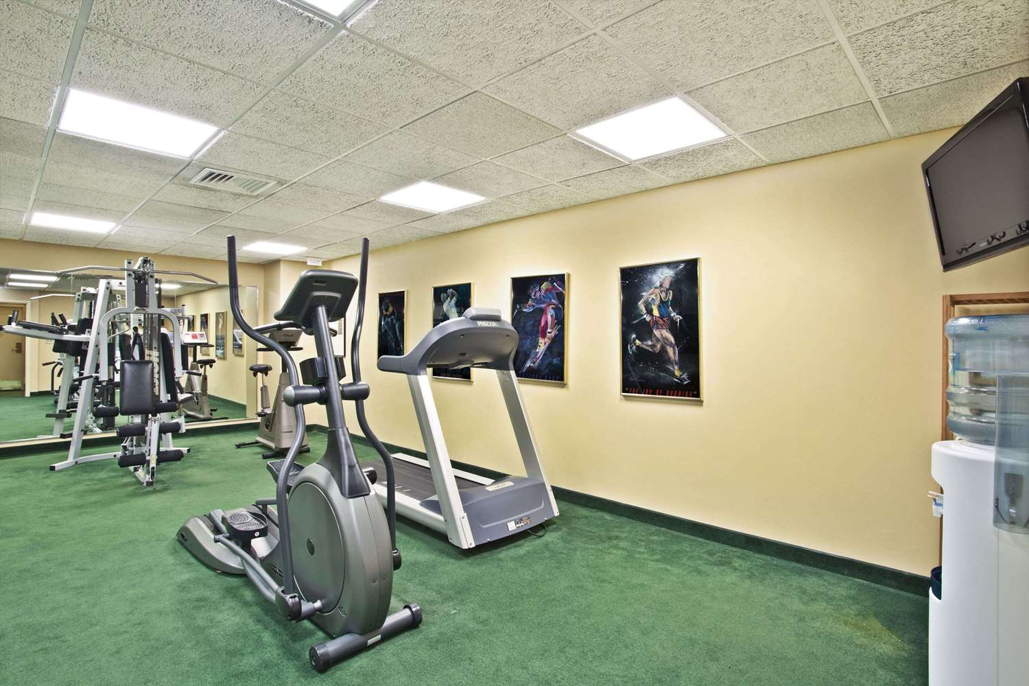 Fitness/ Exercise Room - Baymont Inn & Suites Cedar Bluff Knoxville