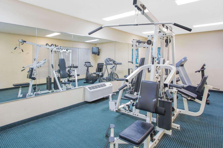 Fitness/ Exercise Room - Baymont Inn & Suites Martinsville