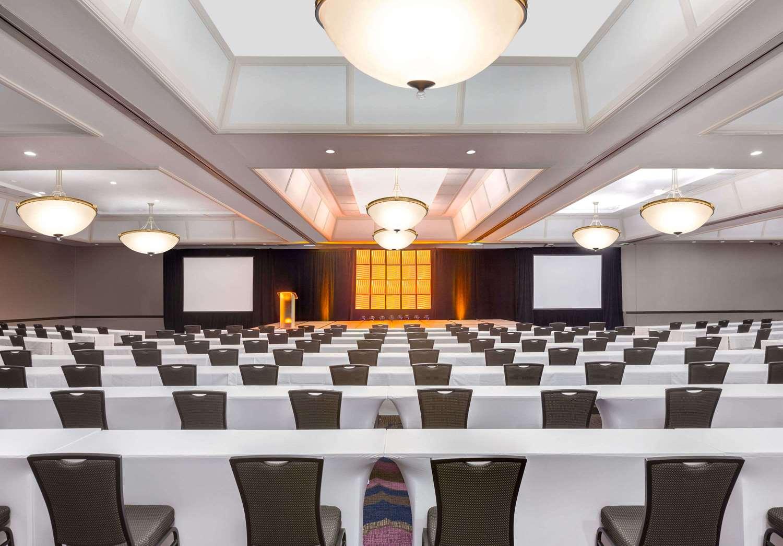 Meeting Facilities - Wyndham Hotel Bayside San Diego