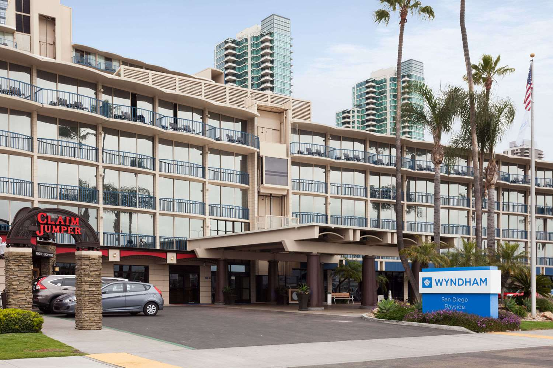 Exterior view - Wyndham Hotel Bayside San Diego