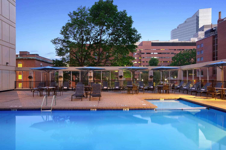 Pool - Wyndham Hotel Beacon Hill Boston