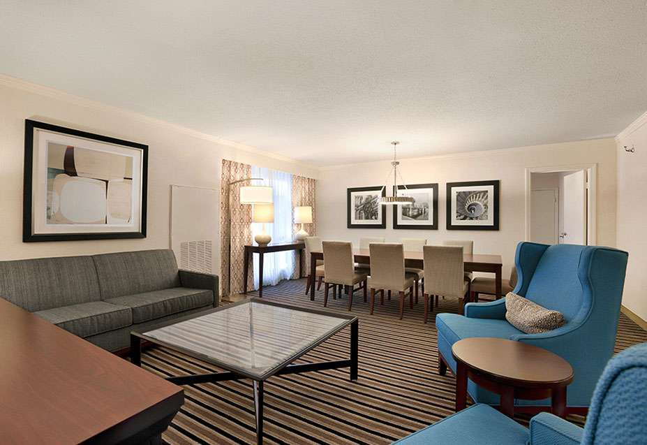 Suite - Wyndham Hotel Beacon Hill Boston
