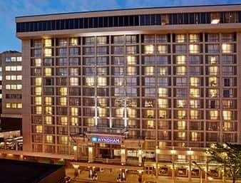 Exterior view - Wyndham Hotel Beacon Hill Boston