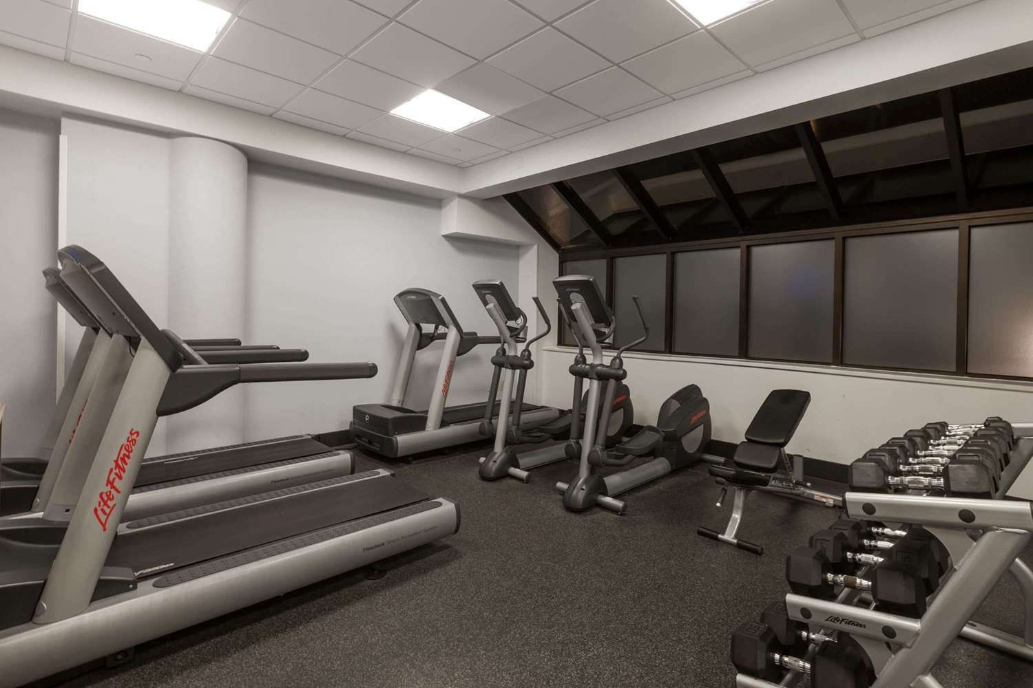 Fitness/ Exercise Room - Wyndham University Center Hotel Pittsburgh