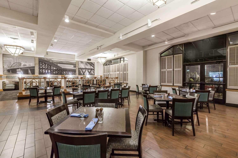 Restaurant - Wyndham University Center Hotel Pittsburgh