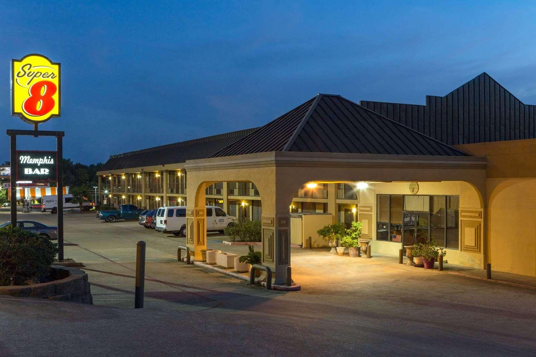 Exterior view - Super 8 Motel Longview