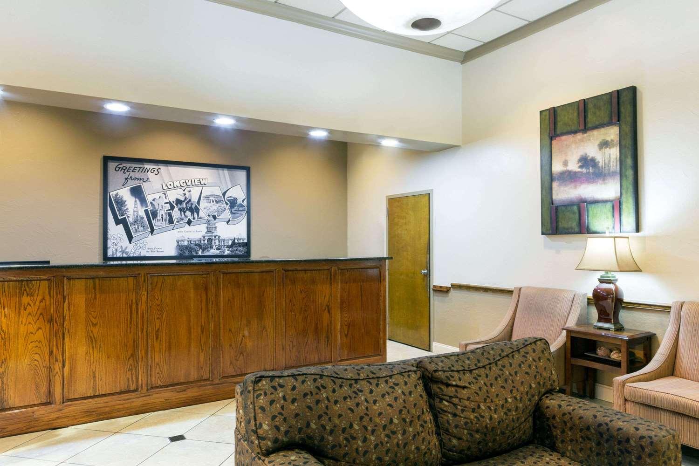 Lobby - Super 8 Motel Longview