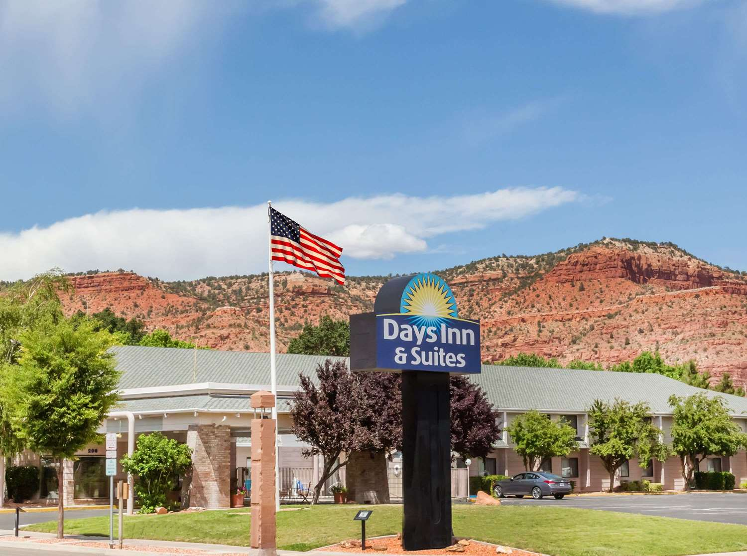 Exterior view - Days Inn & Suites Kanab