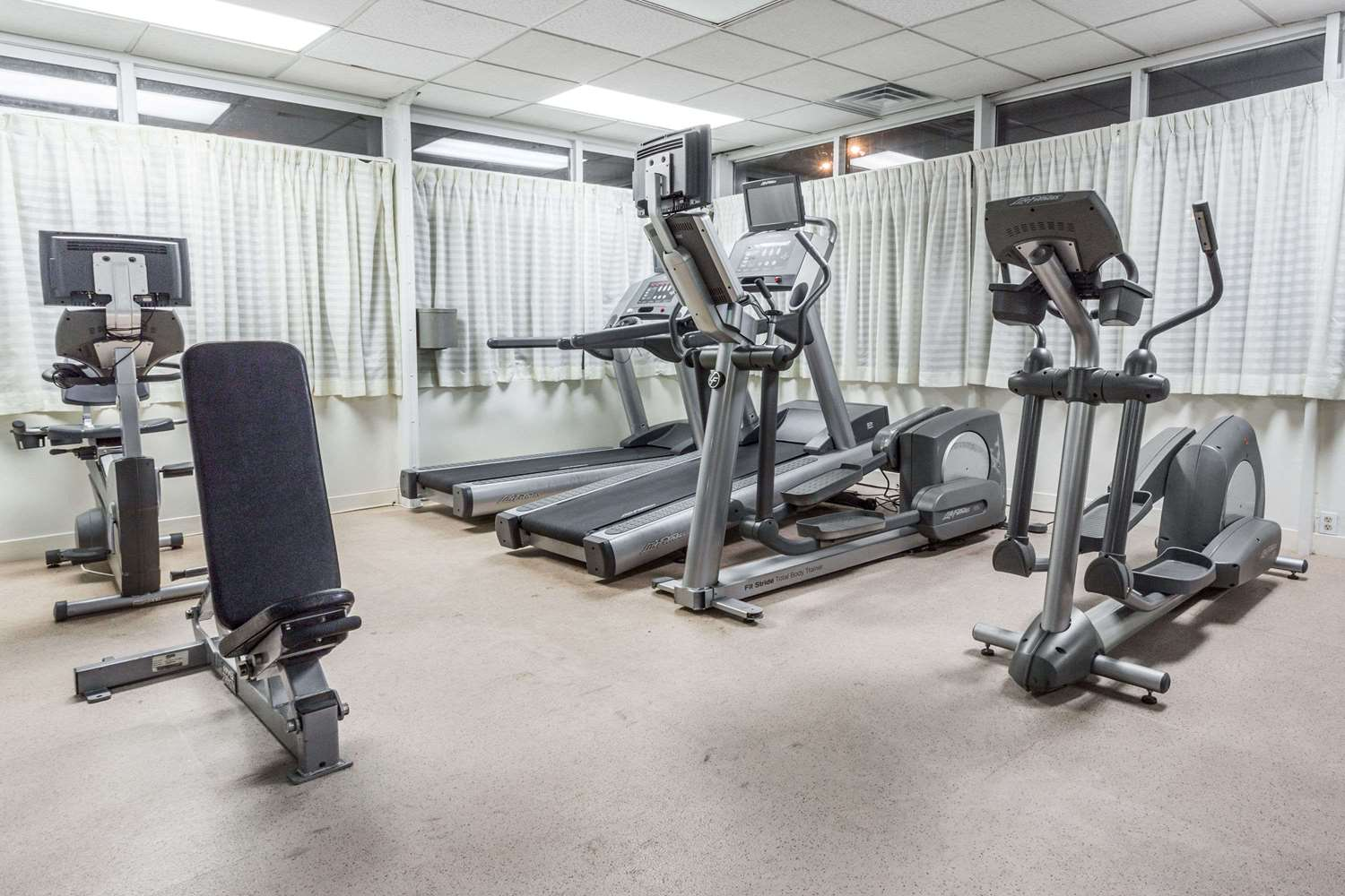 Fitness/ Exercise Room - Wyndham Garden Hotel Manassas