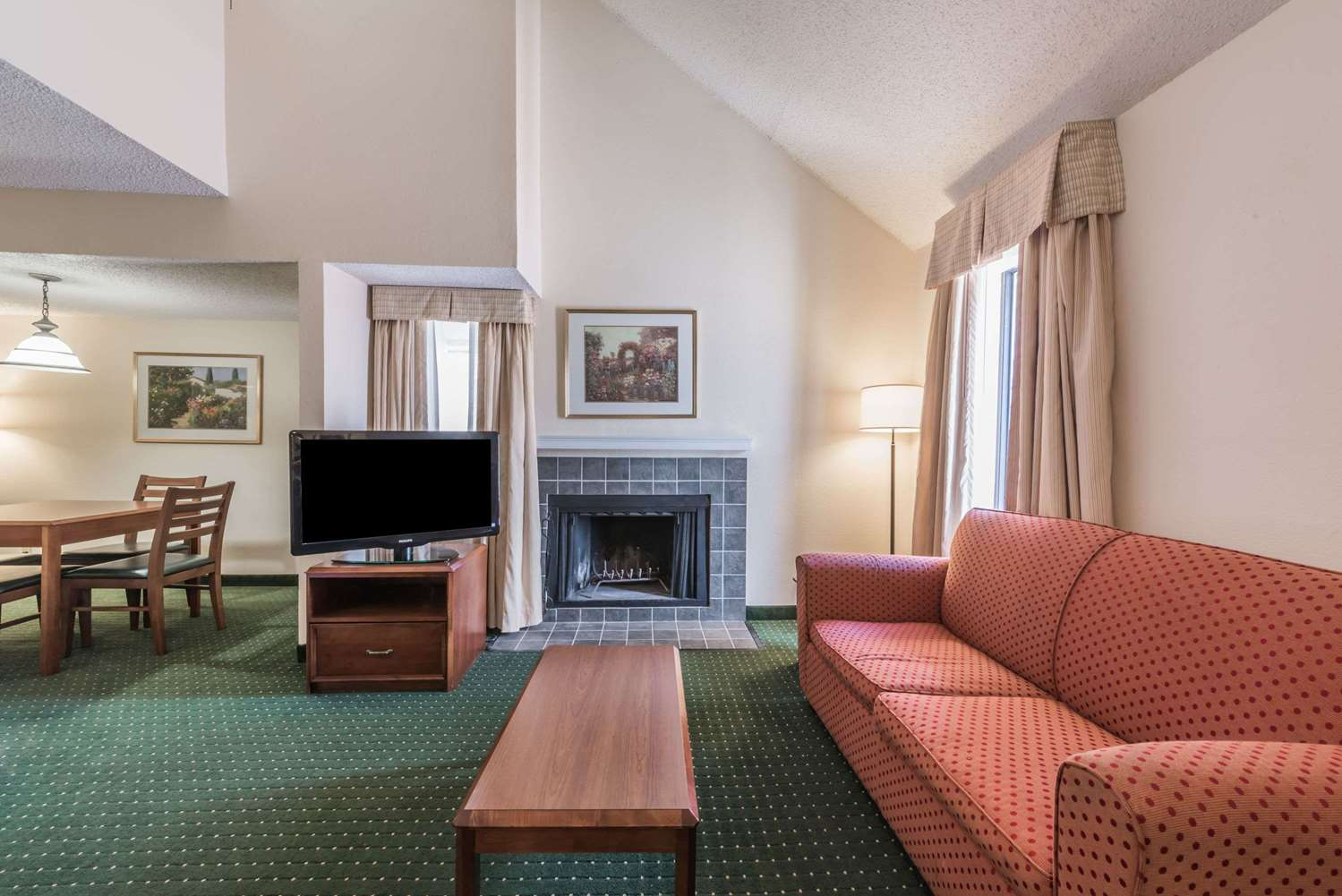 Suite - Hawthorn Suites by Wyndham Medical Center Fort Worth