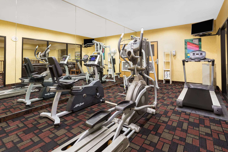 Fitness/ Exercise Room - Ramada Hotel Kent