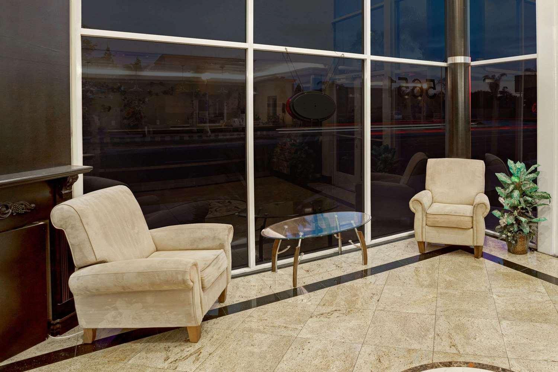 Lobby - Super 8 Motel Cypress