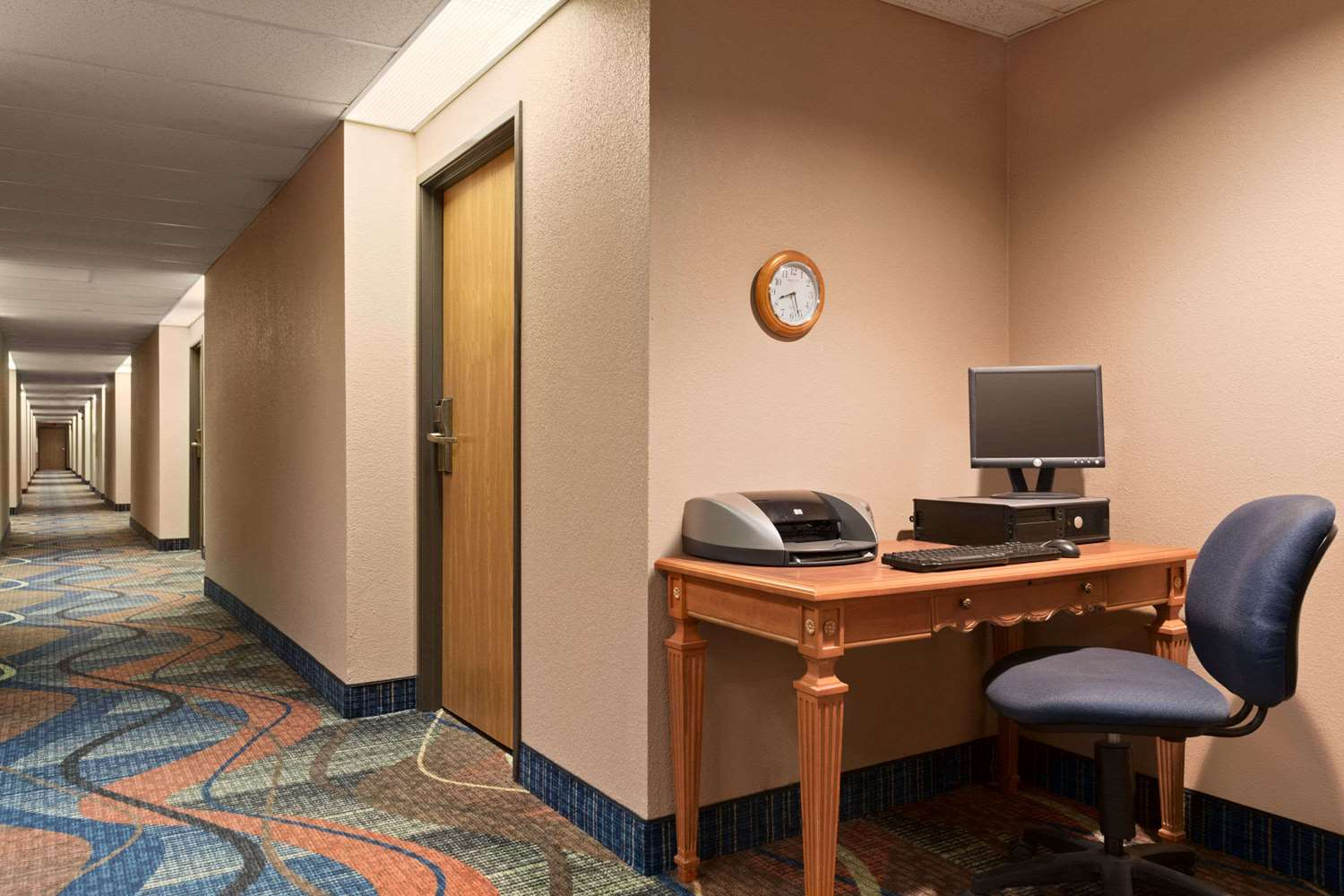 Conference Area - Baymont Inn & Suites Logan