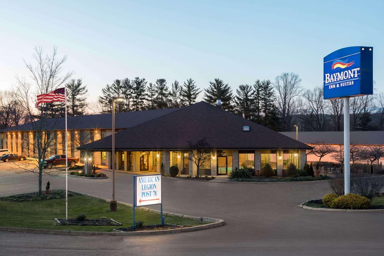 Exterior view - Baymont Inn & Suites Logan
