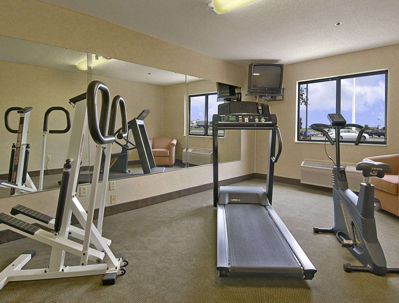 Fitness/ Exercise Room - Baymont Inn & Suites Tuscola
