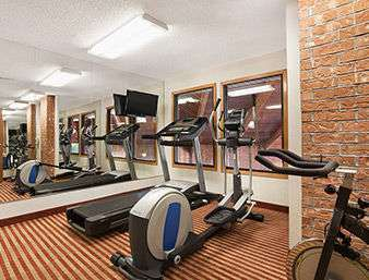 Fitness/ Exercise Room - Baymont Inn & Suites Anderson