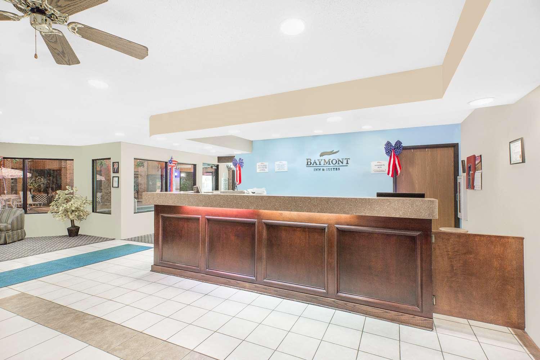 Lobby - Baymont Inn & Suites Boone